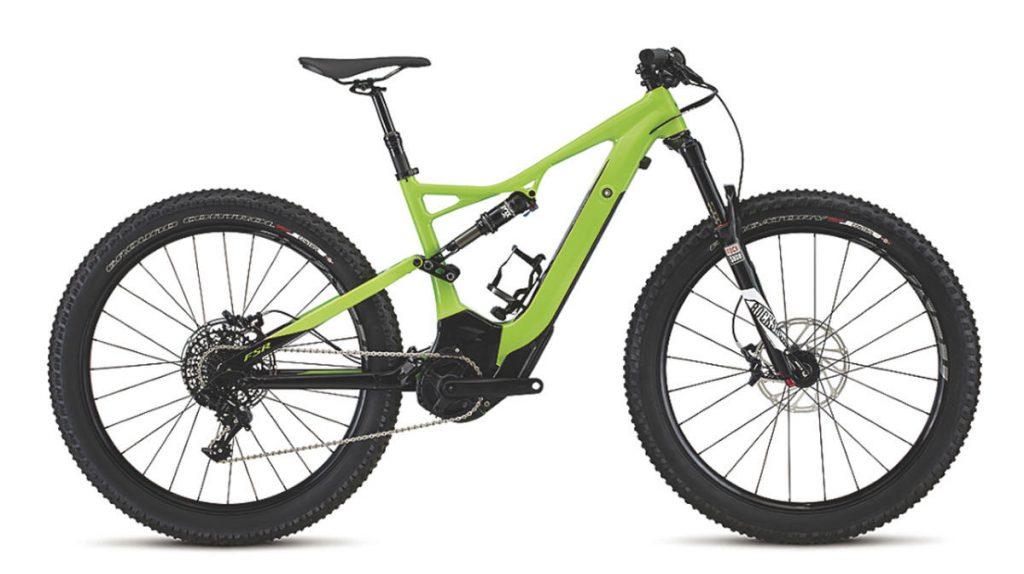 e-bike bici elettrica